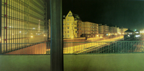 Kaiserdamm, 1997