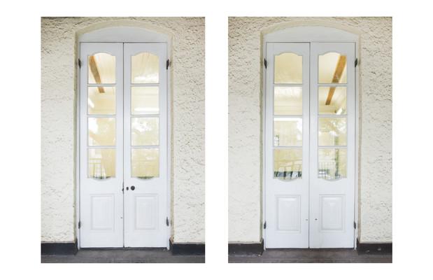 Veranda, doors, 1