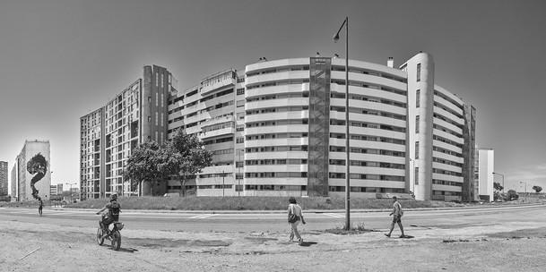 25 Work under construction: Lisbon, 2018 -