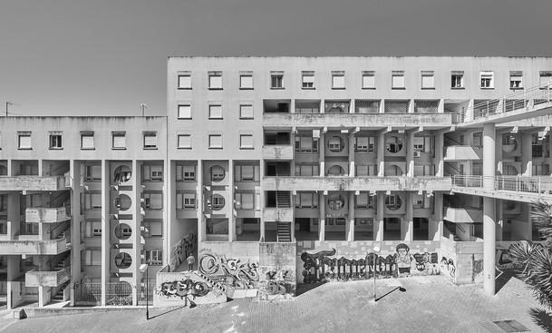23 Work under construction: Lisbon, 2018 -