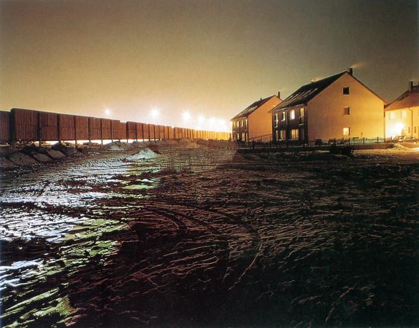 Hellersdorfer Weg, 1997