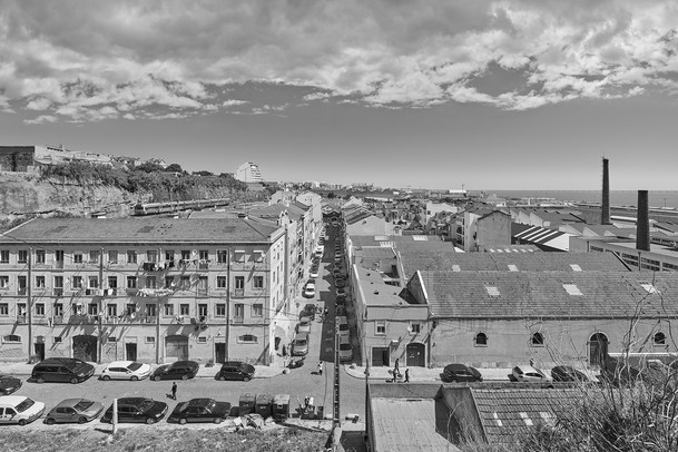 12 Work under construction: Lisbon, 2018 -