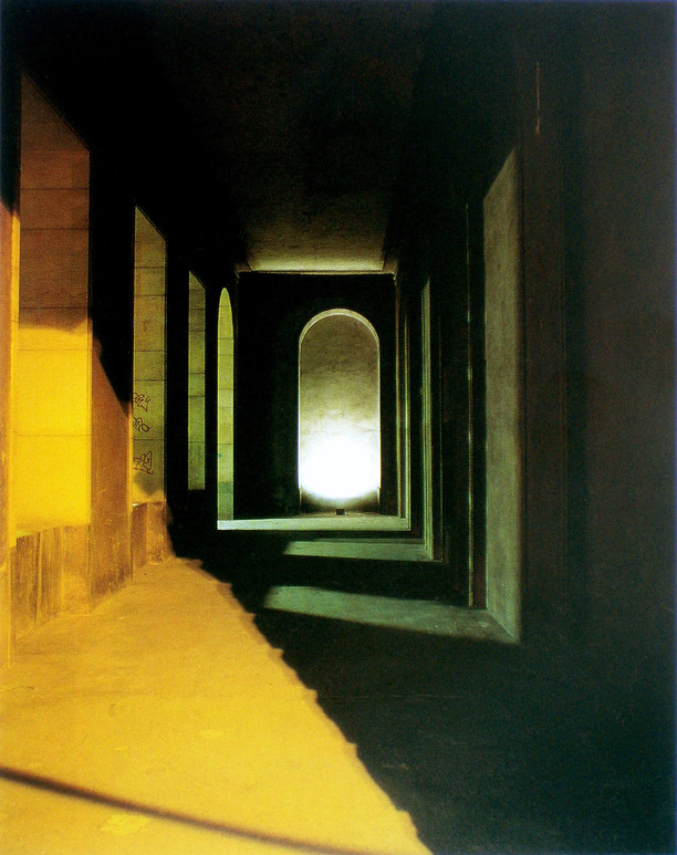 Behrensstrasse, 1997