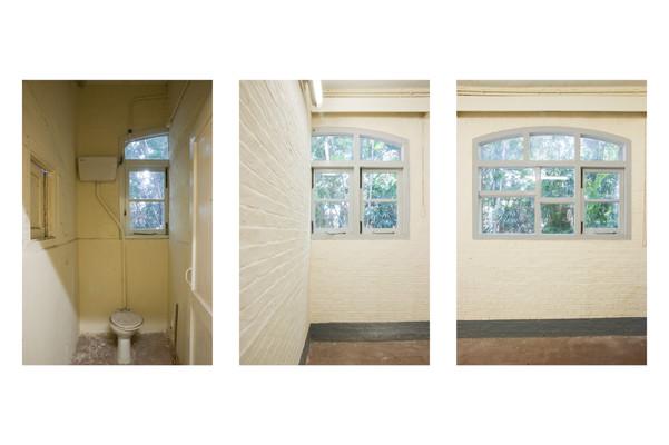 Room 1, windows