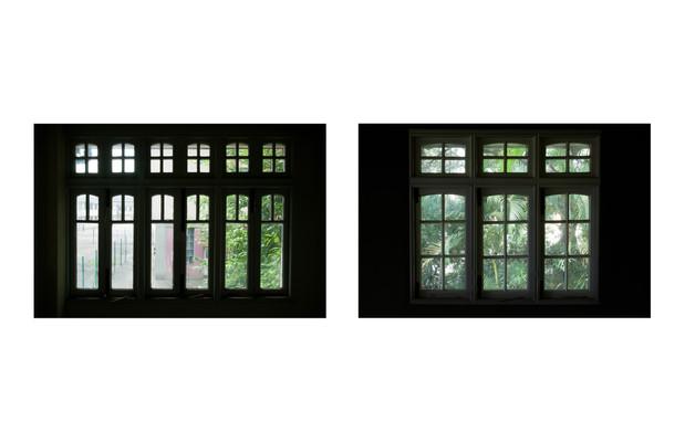 Room 14, windows, 2