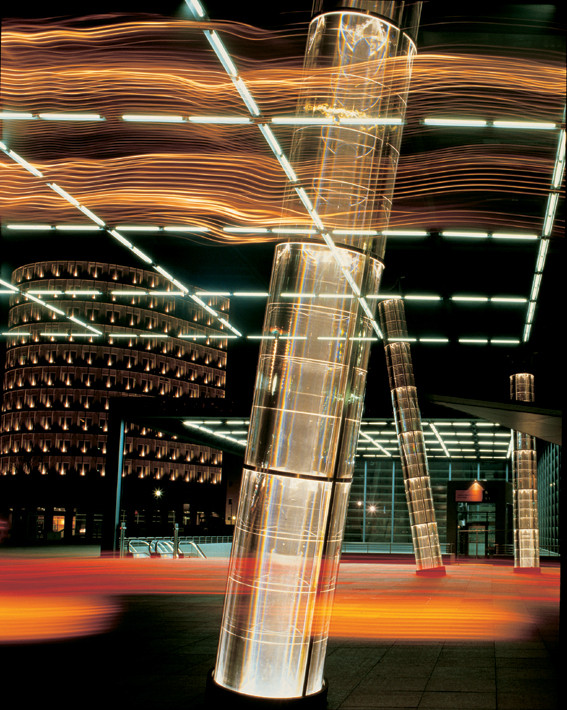 Potsdamer Platz, Berlin, 2001