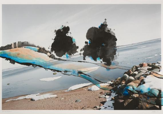 dusky skies (Melancholy I), 2012