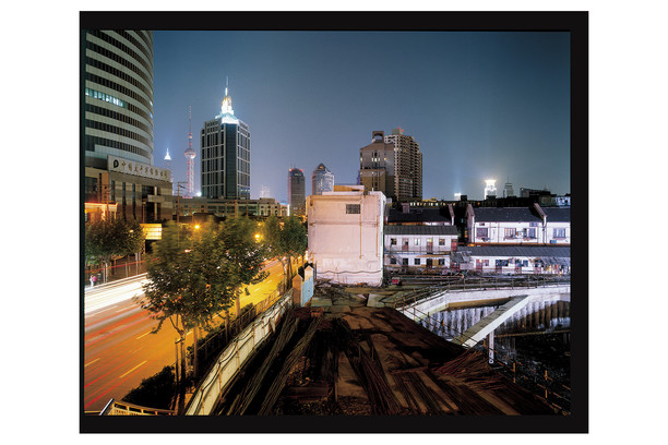 Shanghai, Wusong Road, 2002