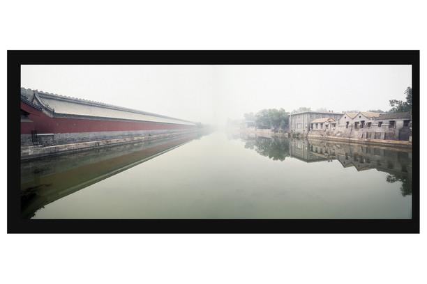 Beijing, Palace Moat, 2002