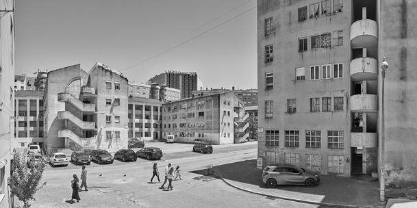 28 Work under construction: Lisbon, 2018 -