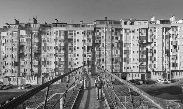 29 Work under construction: Lisbon, 2018 -