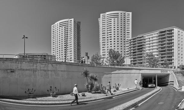 50 Work under construction: Lisbon, 2018 -