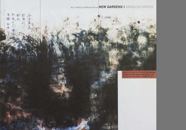New Gardens, Angelus Novus, 2014