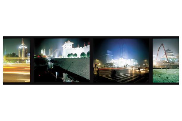 Xi'an, 2002