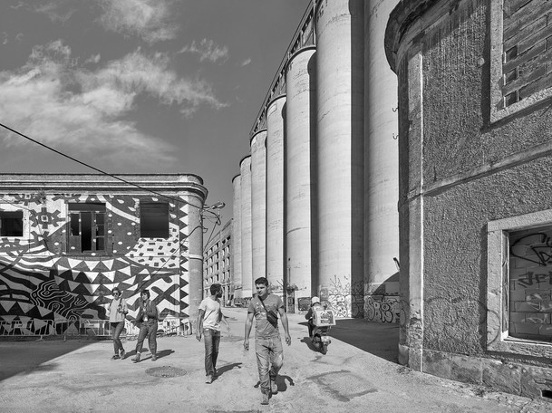 40 Work under construction: Lisbon, 2018 -