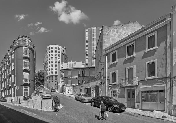 16 Work under construction: Lisbon, 2018 -