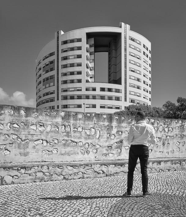 48 Work under construction: Lisbon, 2018 -