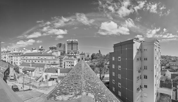 20 Work under construction: Lisbon, 2018 -