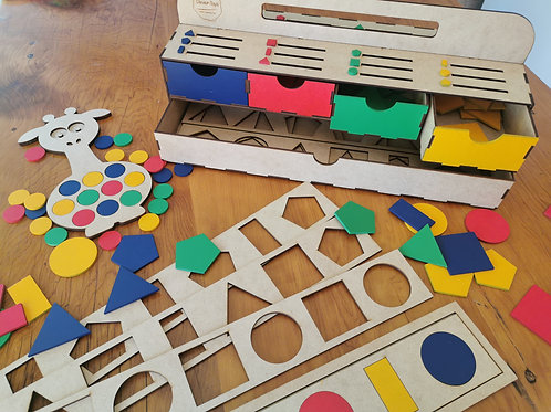 Shape and Colour Box Set