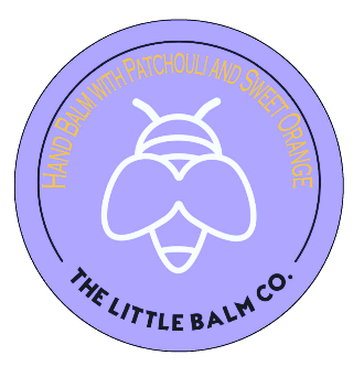 Hand Balm with Patchouli and Sweet Orange