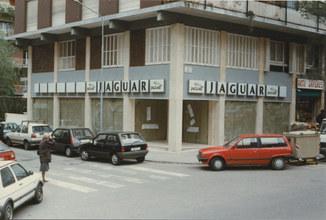 Jaguar Barcelona