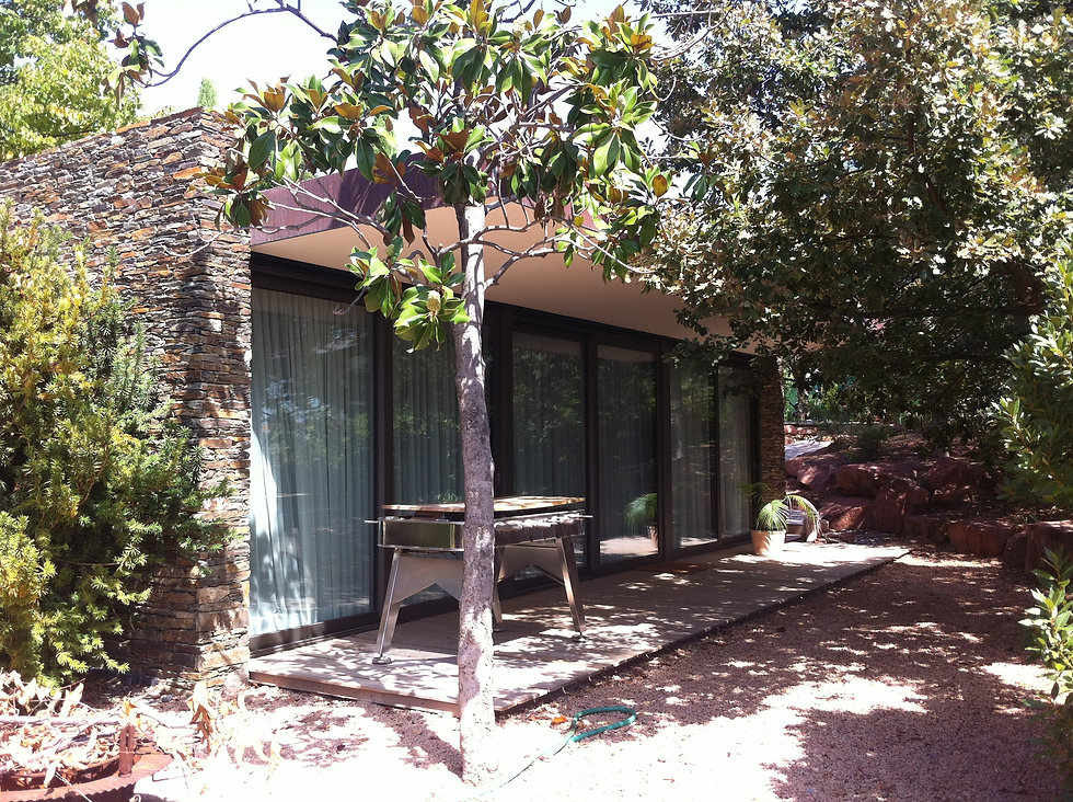 exterior ampliació habitatge