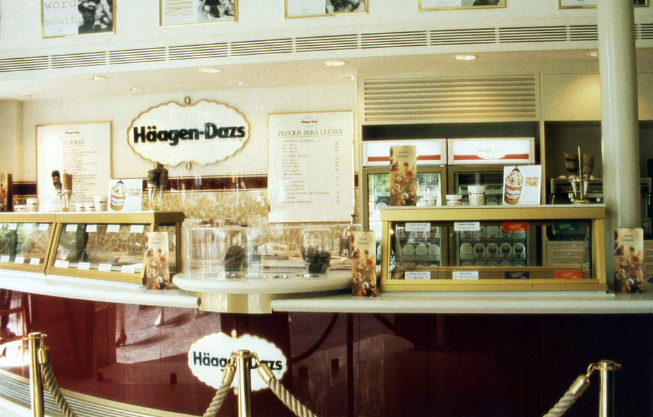 Häagen-Dazs Barcelona