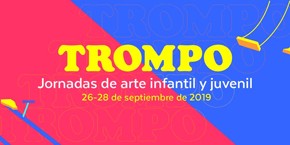 Trompo: Jornadas de arte infantil y juvenil
