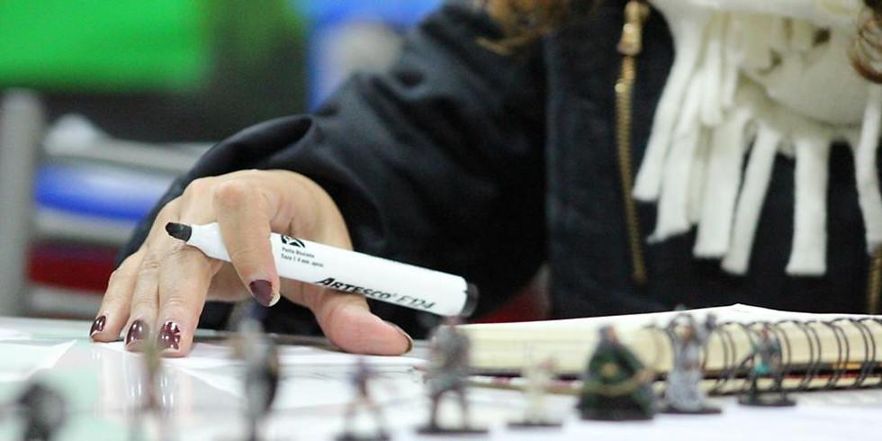 El juego del escritor: Taller de escritura creativa para jóvenes