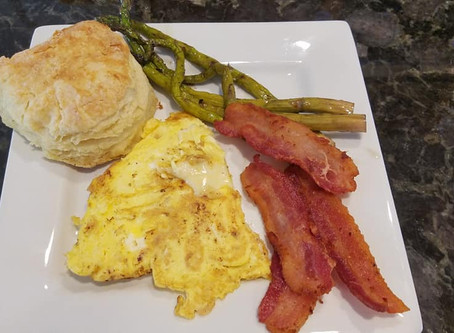 """Buttermilk Biscuits ... """"Heaven's They're Tasty..."""""""