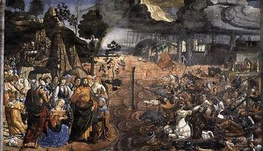 Chariots in Flood,Pillars of Fire.jpg