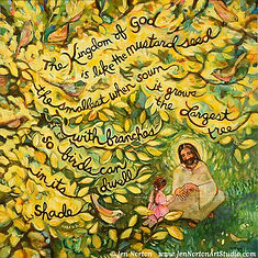 The parable of the seeds