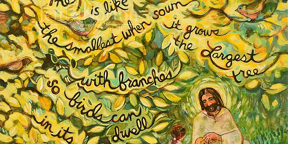 The parable of the seeds| St. Clement Church