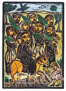 Holy Week Art from India (Solomon Raj).j
