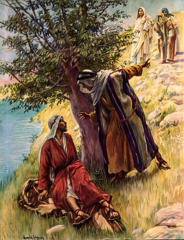 Jesus Calls Philip and Nathanael .jpg