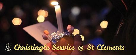 Christingle Service @ St Clements