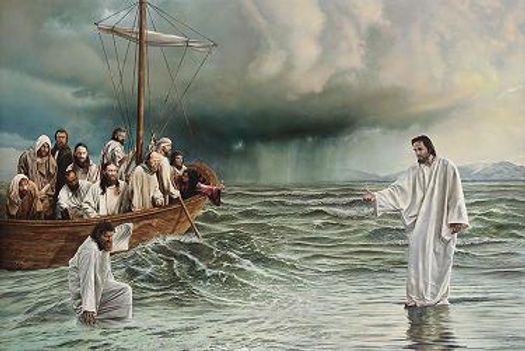 Not Drowning but Waving: The Journey from Fear to Faith