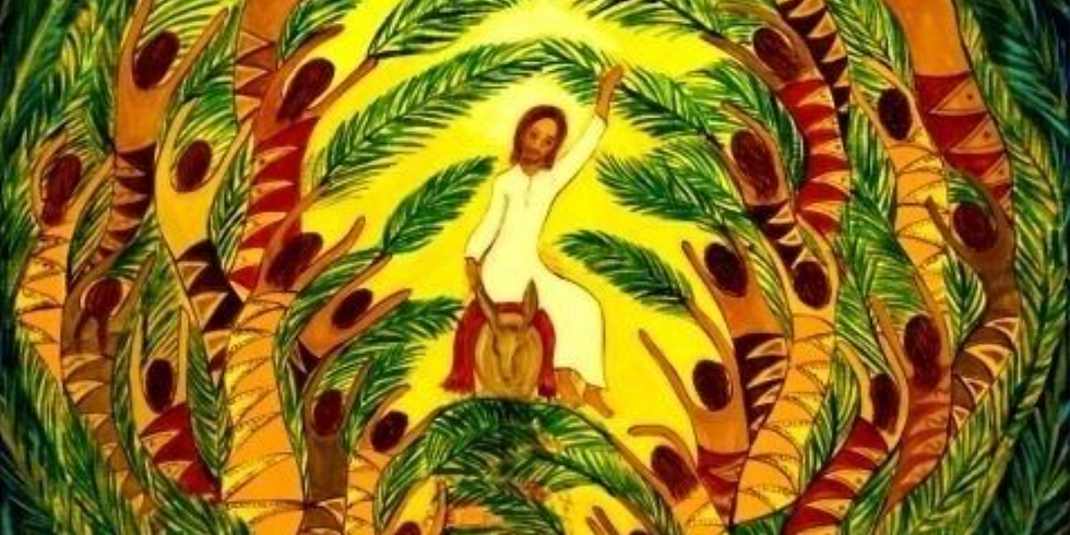 Palm Sunday: The Peacemaker's Procession