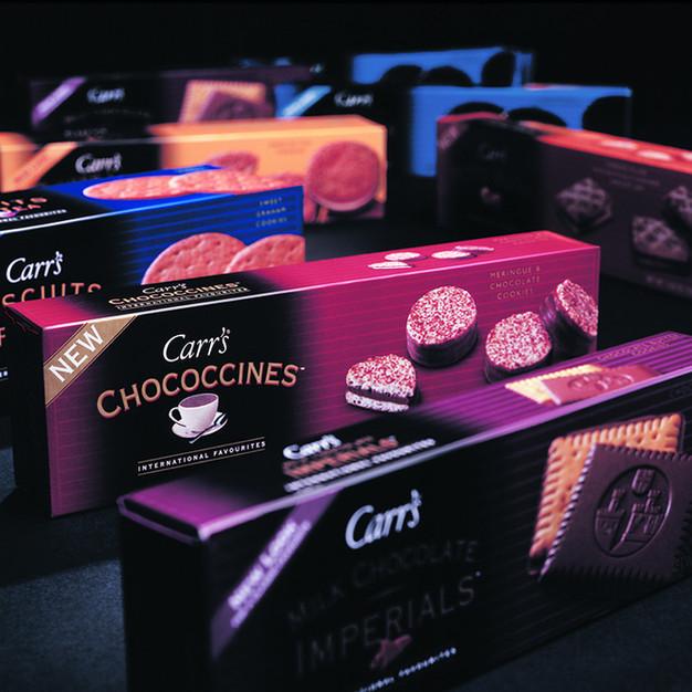 Carr's Cookies