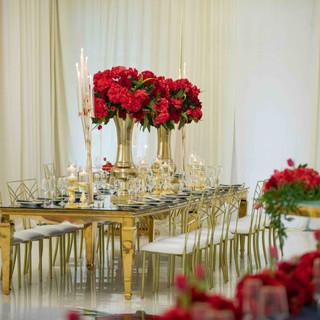 Your Signature Hall Reception Decoration