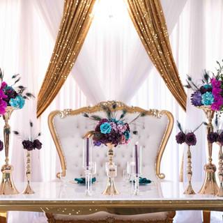 Reception Floral Designs