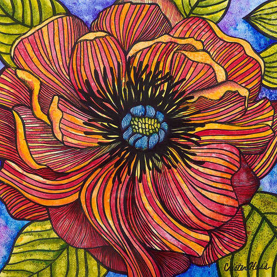 Decorative Flower 1