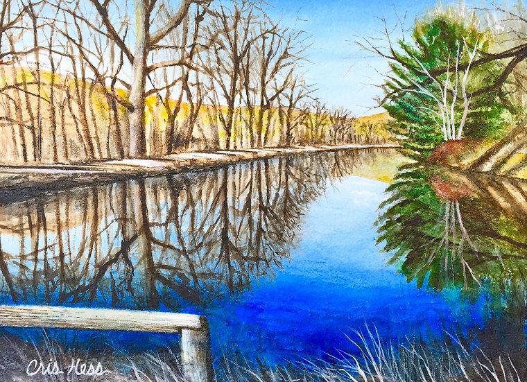 Lehighton Canal