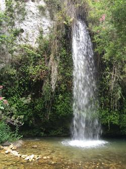 Pantalica Water Fall