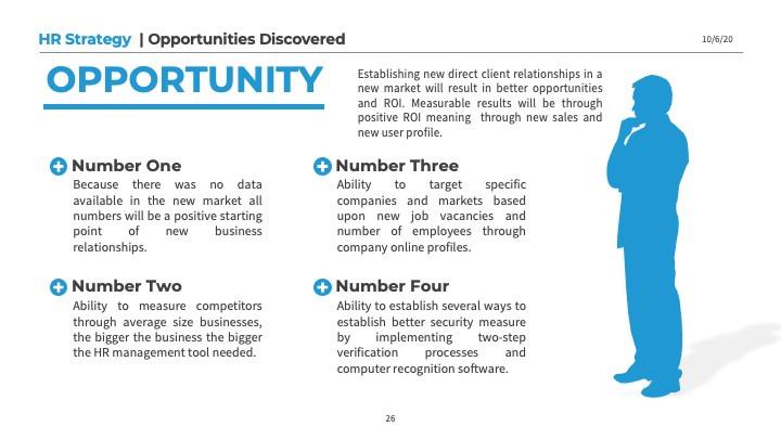 Risk Analysis Opportunity