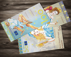 All 3 Euro Currency Front Concepts