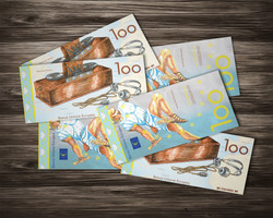 100 Euro Currency