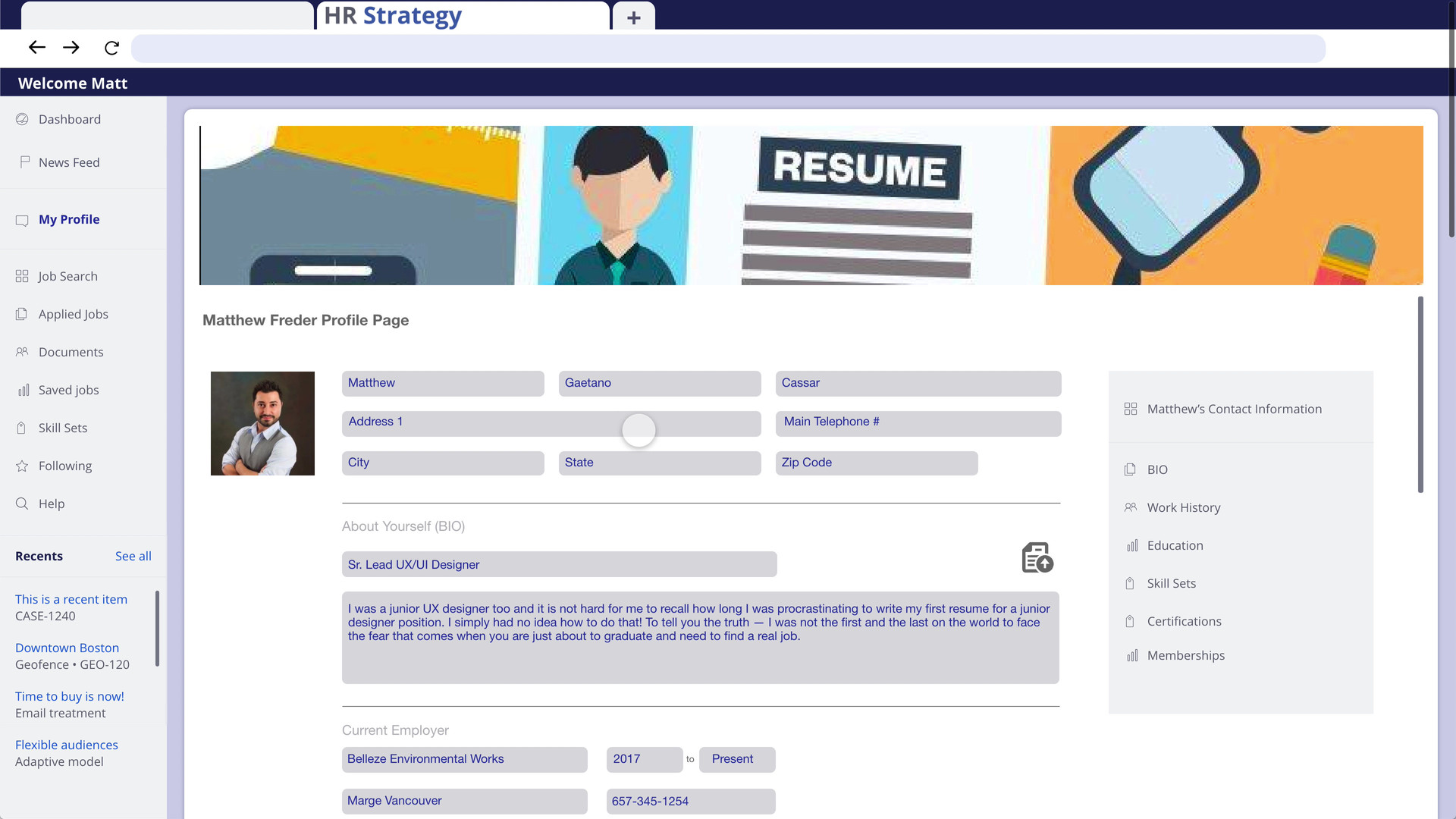 Create User Profile - HR Strategy.mp4