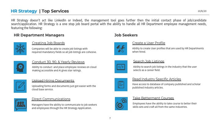 HR Strategy Top Services