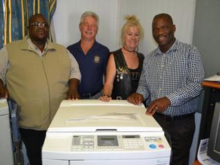 Rotary Club of Derwentside UK - Working Together